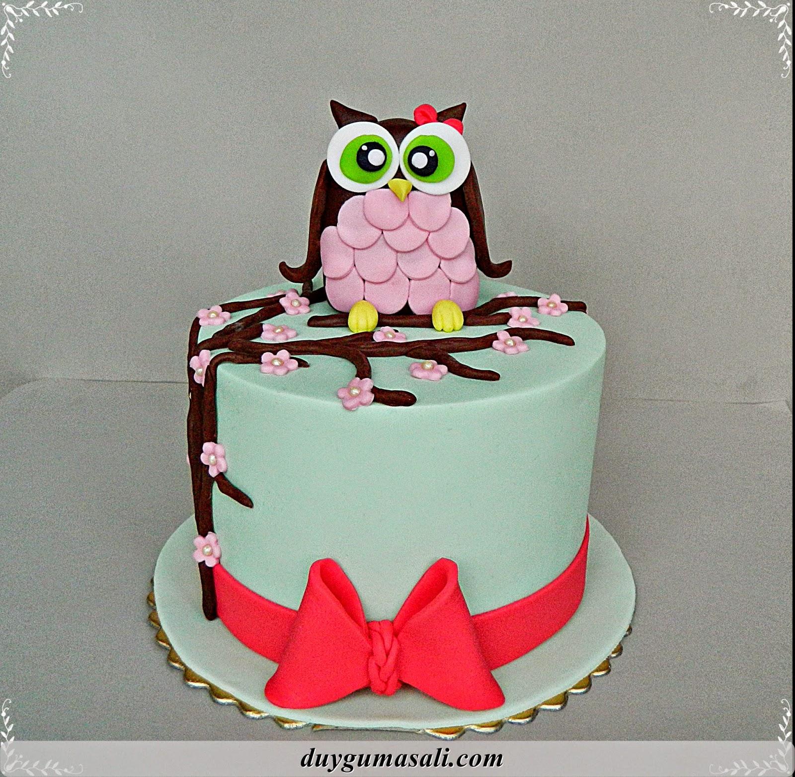 baykuş butik pasta