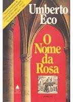 O nome da rosa de Humberto Eco