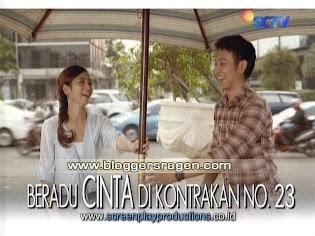 Beradu Cinta Di Kontrakan No. 23 FTV