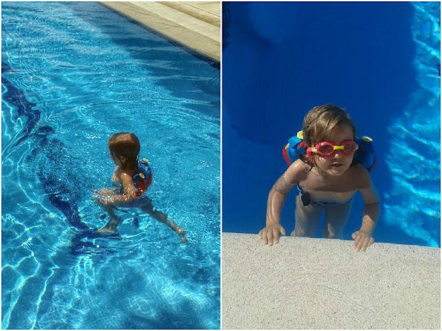 Nadar y bucear