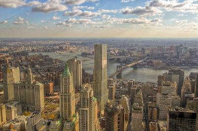 nueva torre 1WTC mas alta de nueva york