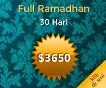 Paket Full Ramadhan
