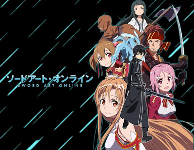 Wallpaper Sword Art Online