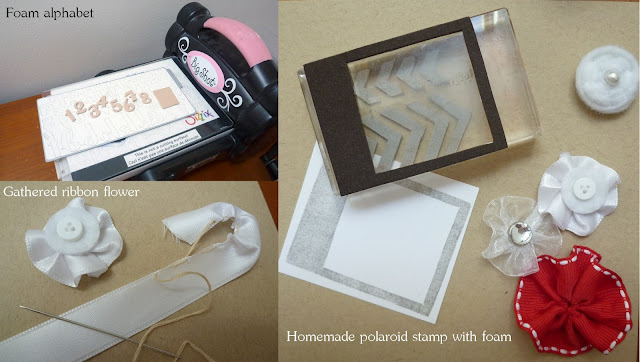 homemade scrapbooking kit