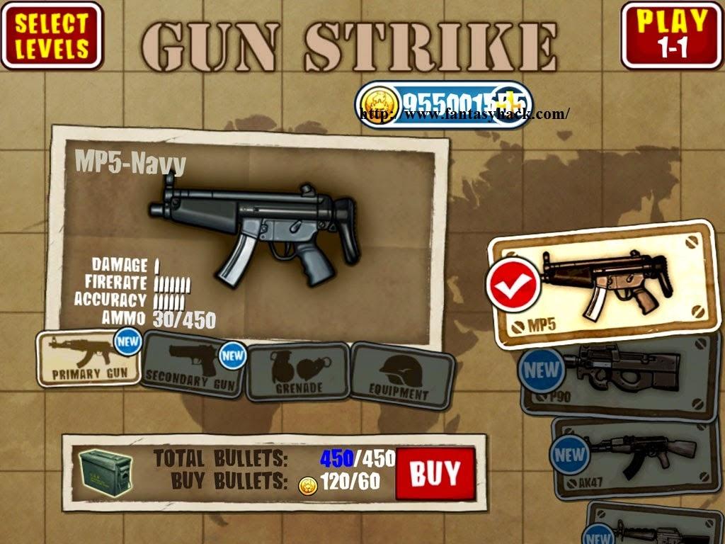 Gun Strike Game Hack v1.1