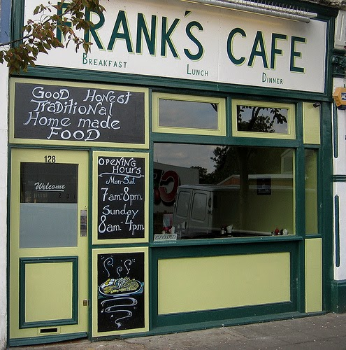 Frank's Cafe Churchfield Road
