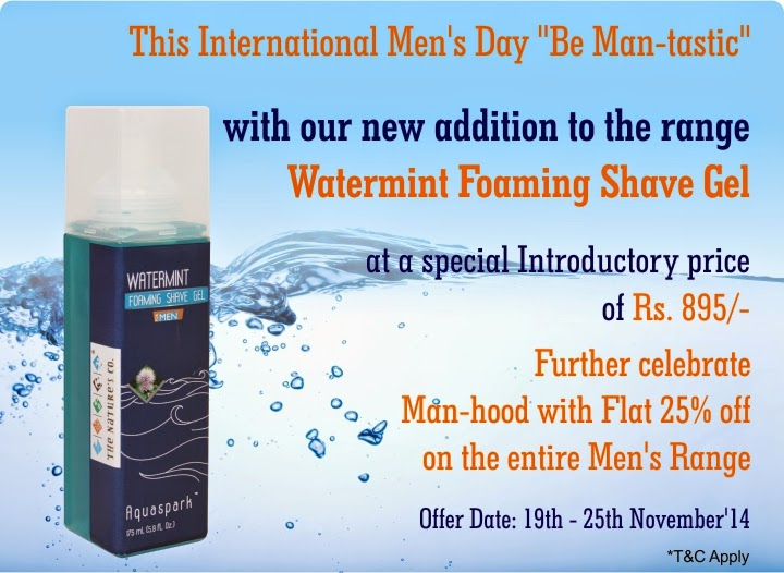 The Nature's Co is launching something new this International Men's Day. image