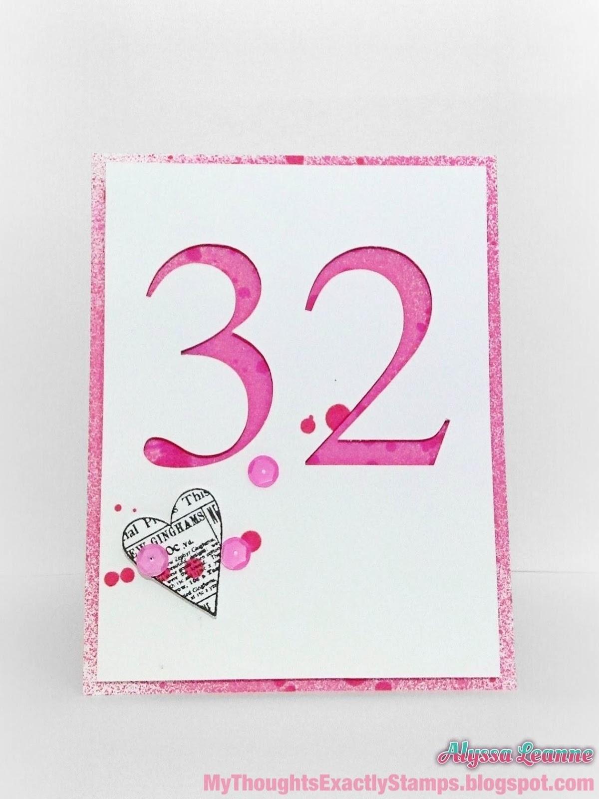 32 wedding anniversary color