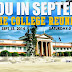 AdNU to hold September College Reunion