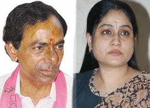 Vijayashanthi loses Confidance in KCR ? - ManaTeluguMovies