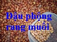 Máy rang đậu phộng Ngọc Châu 5kg