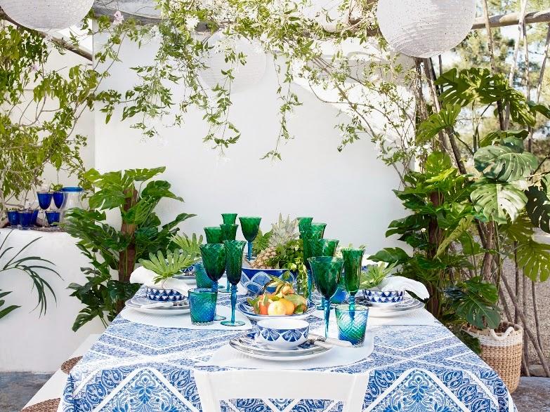 colección verano 2014 de la firma Zara Home