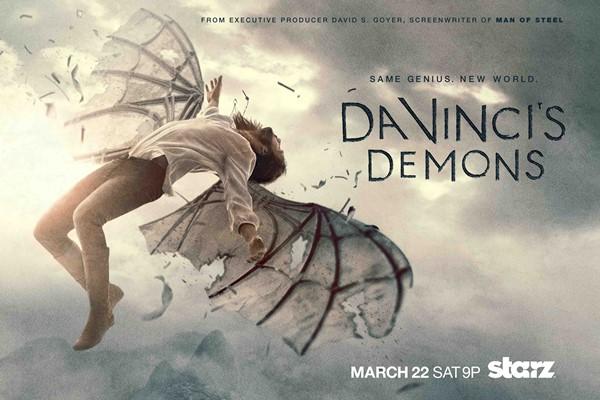 Da Vinci's Demons Temporada 2 HD Español Latino