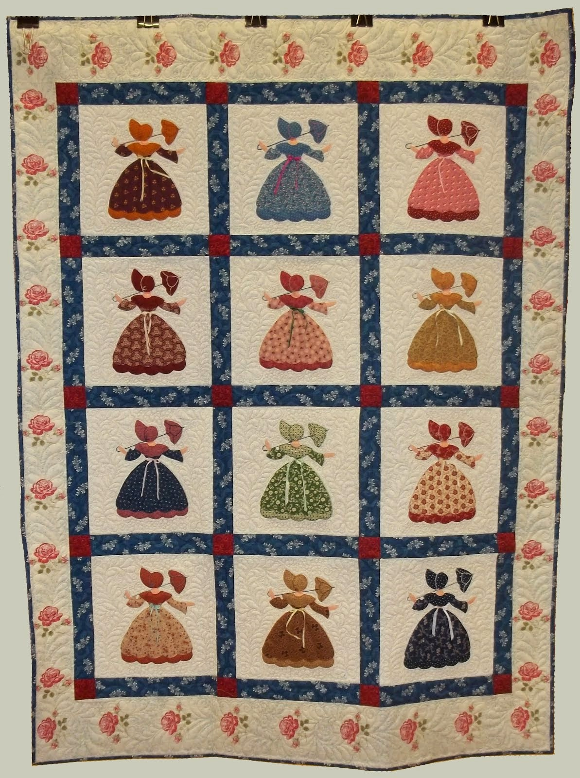 First Prize in Quilting!