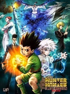 Hunter X Hunter Movie 2 The Last Mission