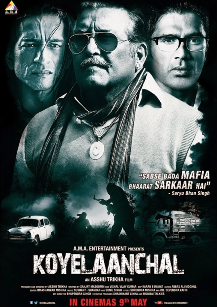 Watch Koyelaanchal (2014) Hindi Movie Non Retail DVDRip Watch Online Free Download