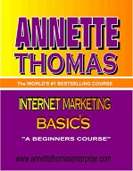 Annette Thomas' Online Business Course
