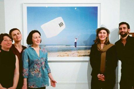 Samedi 2 juin, 16 h - 18 h   Rencontre avec Anne-Gaëlle Burban à l'Artothèque