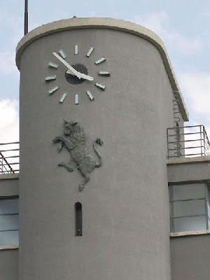 Orologio Torre Littoria Umberto Cuzzi Ex MOI Torino