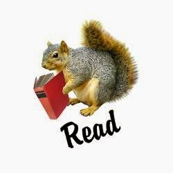 Squirrels love to read!! You should too!!