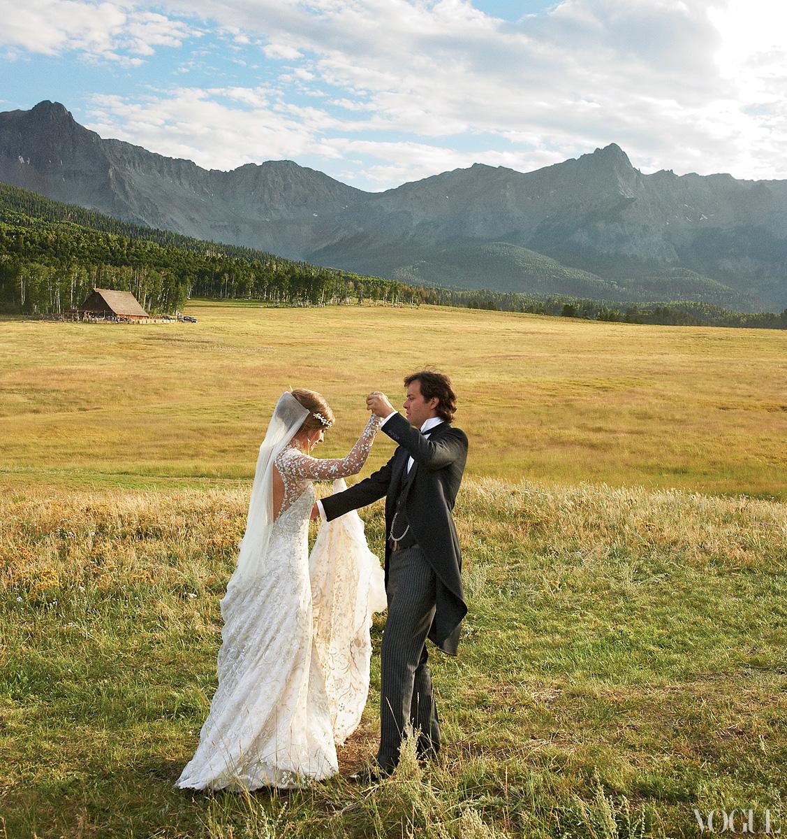 Il matrimonio nella prateria le mille e una nozze for Rimodella a forma di ranch della casa