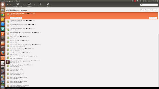 Melhorando e velocidade do Ubuntu