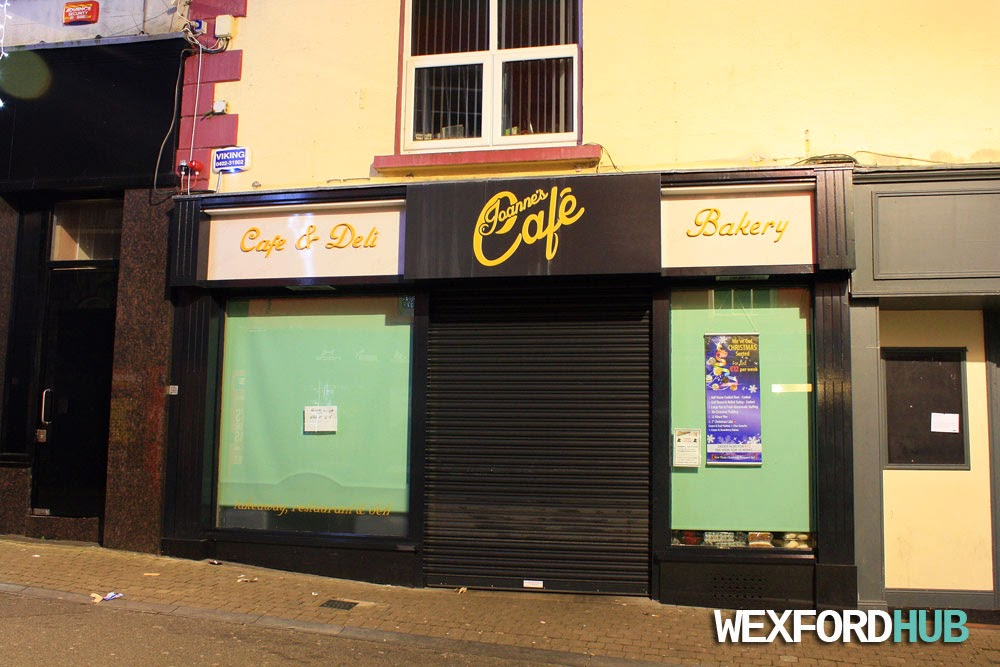 Joanne's Cafe, Wexford