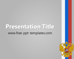 Russia Ppt Template Free Powerpoint Templates