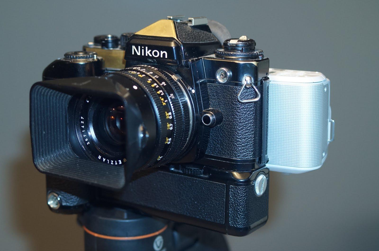 Nikon FE Digital