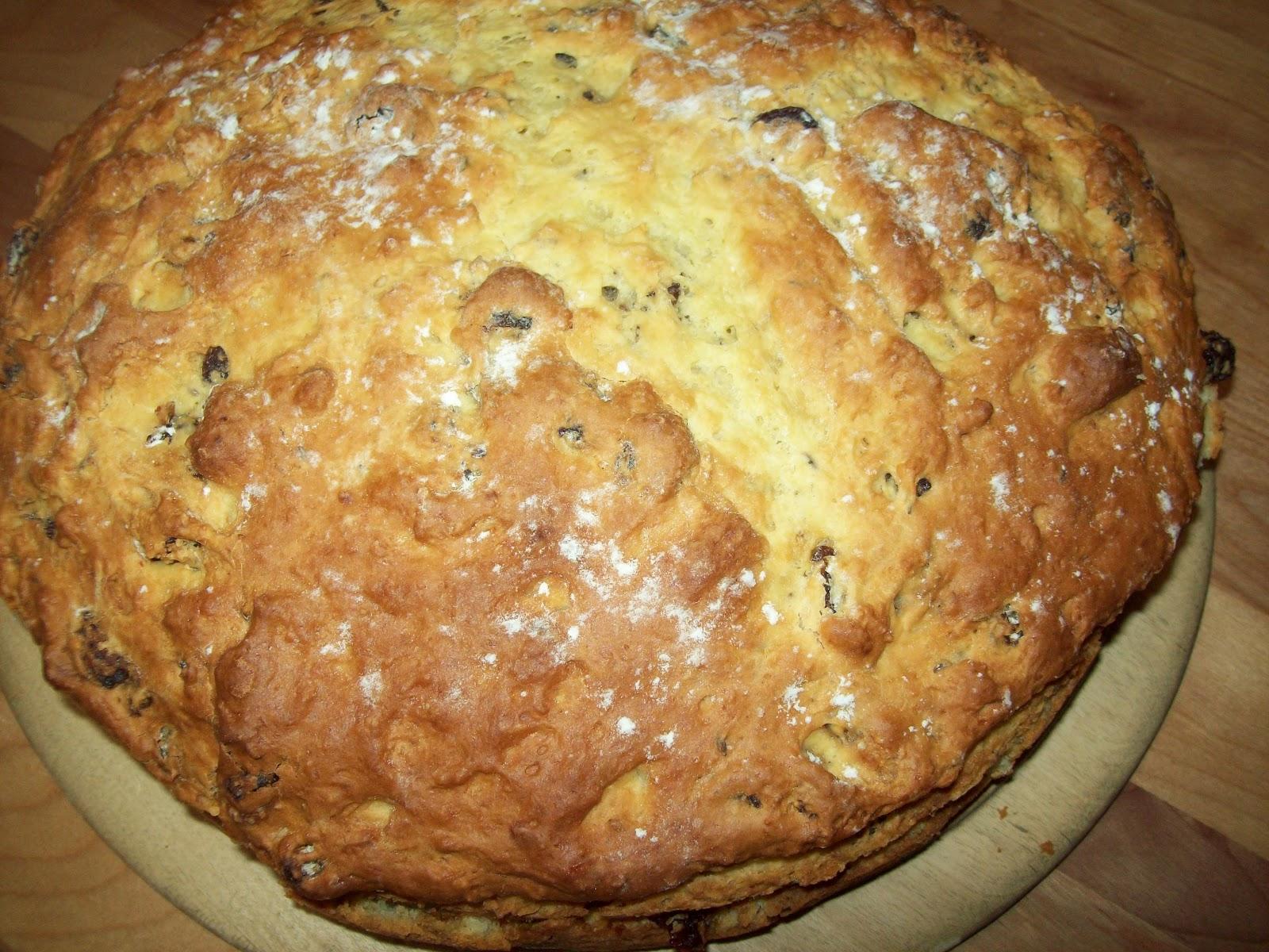Pecan Corner: Irish Soda Bread for St Patrick's Day