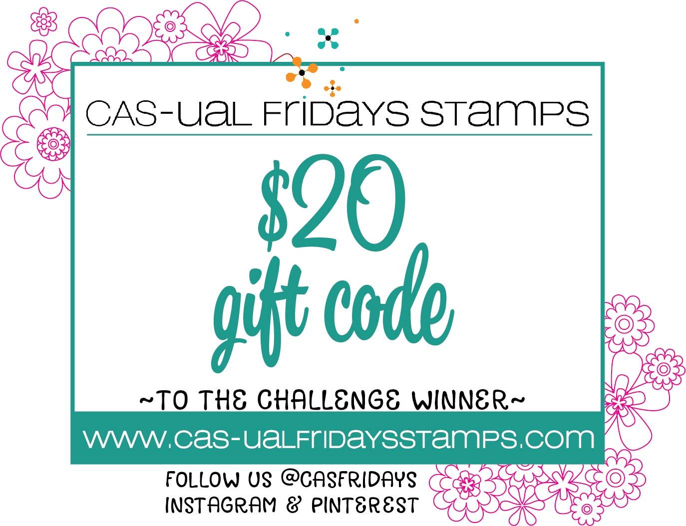 CAS-ual Fridays Stamps