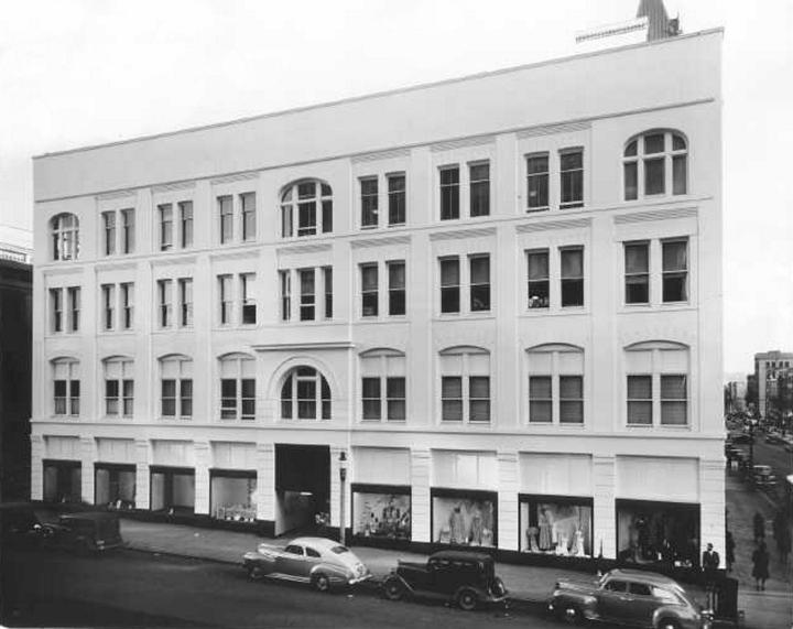 The Peoples Store, Tacoma, Washington