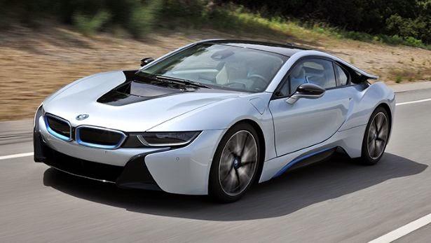 BMW i8, tecnología y diseño