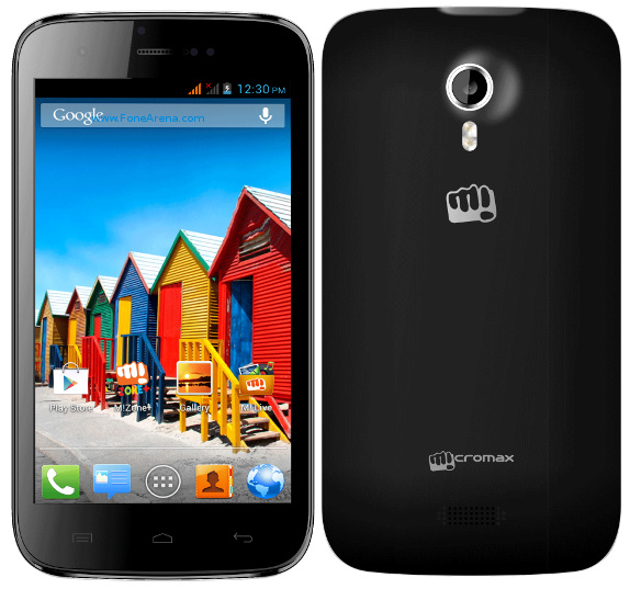 micromax android smartphone