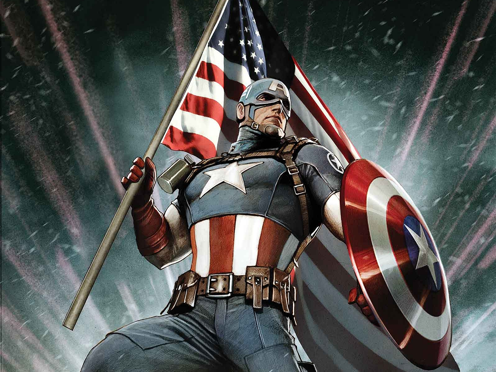 Free Captain America HD Wallpapers