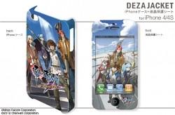iPhone 4/4S Dezajacket