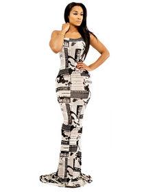 Koleksi lengkap gaun malam elegan model terbaru untuk pesta