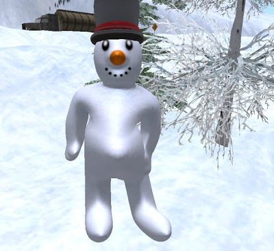 Frosty the Snowman Avatar