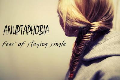 anuptaphobia