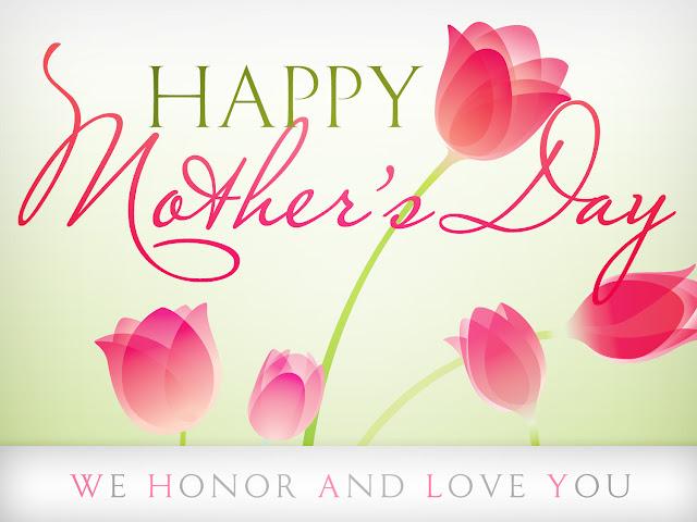 Happy Mother's Day... Tüm annelerin anneler günü kutlu olsun...