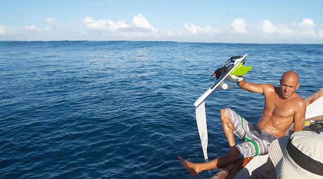 Kelly Slater no estará en el Billabong Pro Rio 2012 - Foto: Surfline