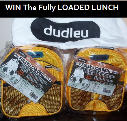Win a Fully Loaded Lunch