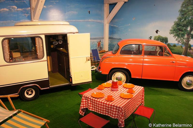Egeskov Slot Car Museum Denmark
