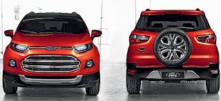 Fotos do novo Ford EcoSport - 2013 2