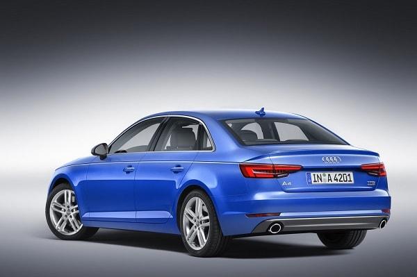 Nuevo Audi A4 2016