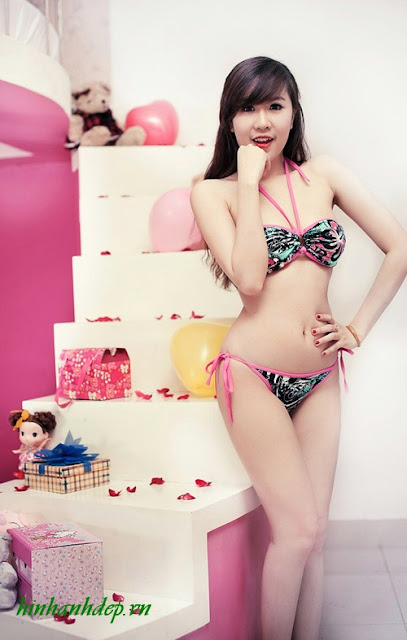 ảnh girl xinh kute hot girl Nu Phạm 23