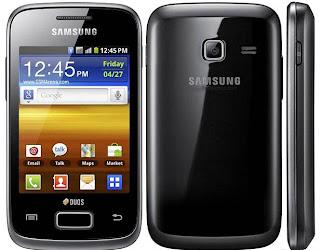 Samsung Galaxy Y Dual SIM Android Smartphone