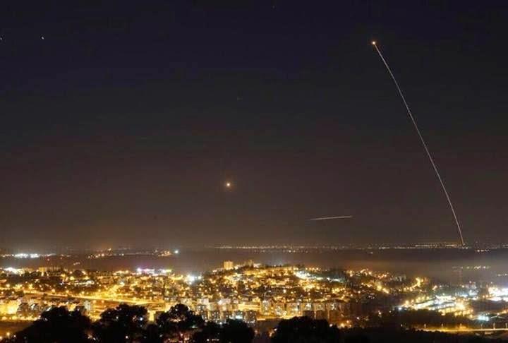 """تابع ردود الفعل على قصف القسام لـ""""تل أبيب"""" بصواريخ J80"""