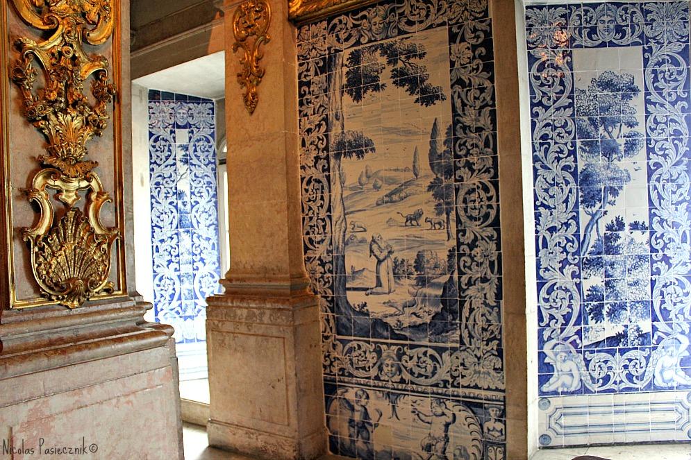 Nicol s pasiecznik cr nicas de lisboa el museu do azulejo for El rey de los azulejos