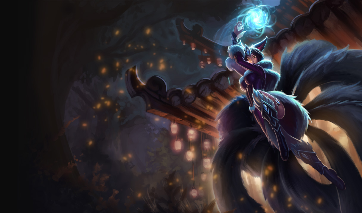 Dynasty Ahri Dynasty Ahri Wallpaper